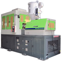 Plastics Injection Blow Molding (IBM) Machine WIB-65, Picture a