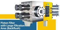 06 Screen Changer Piston Filter with Large Filtration Area Backflush Backwash 2