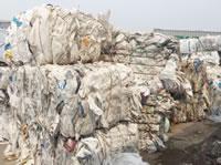 13 Jumbo Bags Recycling Line Waste Jumbo Bags 02