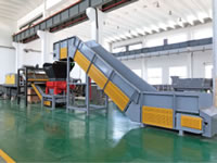 27 HDPE PP Recycling Line Workshop 01