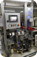 122 Electronic Handbrake Assembly EPB Assembly Welding Inspection Line Motor Steel Sleeve Assembly