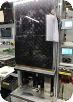123 Electronic Handbrake Assembly EPB Assembly Welding Inspection Line Ultrasonic Welding