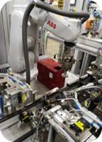 125 Electronic Handbrake Assembly EPB Assembly Welding Inspection Line Gears Set Assembly