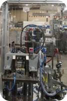128 Electronic Handbrake Assembly EPB Assembly Welding Inspection Line Leak Detection
