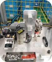 130 Oil Mist Separator Cylinder Cover Assembly Inspection Line Assemble Umbrella Shape Valve