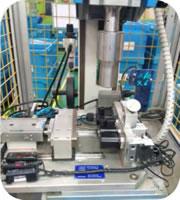 131 Oil Mist Separator Cylinder Cover Assembly Inspection Line PCV Valve Ultrasonic Welding