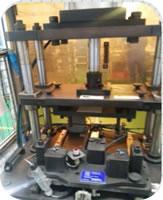 135 Oil Mist Separator Cylinder Cover Assembly Inspection Line Steel Sleeve Pressing