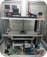 137 Oil Mist Separator Cylinder Cover Assembly Inspection Line PRV Valve Detection