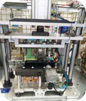 138 Oil Mist Separator Cylinder Cover Assembly Inspection Line Air Tightness Test