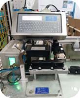 139 Oil Mist Separator Cylinder Cover Assembly Inspection Line Labeling Marking Packaging