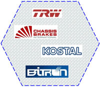 14 Plastics Welding Solutions Customers on Automotive Car Manufacturing Electronic Security System TRW CHASSIS BRAKES KOSTAL BITRON