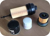147 Oil and Fuel Filters