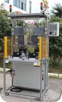 155 Air Tightness Detection Marking Workstation Carbon Canister Leak Detection