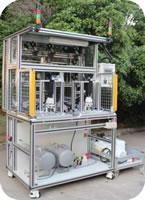 158 Flow Pressure Detection Workstation Flow Controller Flow Meter Pressure Transmitter Air Control Valve