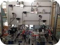 159 Flow Pressure Detection Workstation Flow Controller Flow Meter Pressure Transmitter Air Control Valve