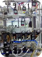 160 Flow Pressure Detection Workstation Flow Controller Flow Meter Pressure Transmitter Air Control Valve