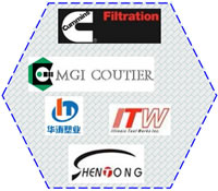 20 Plastics Welding Solutions Customers on Automotive Car Manufacturing Power Assembly Filtration MGI COUTIER HuaTao ITW SHENTONG