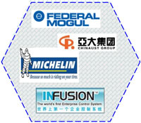 22 Plastics Welding Solutions Customers on Automotive Car Manufacturing FEDERAL MOGUL CHINAUST MICHELIN INFUSION