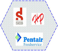 23 Plastics Welding Solutions Customers on Automotive Car Manufacturing Others SEB Pentair Foodservice