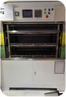 61 Automobile Lamp Assembly and Inspection Line 5 Oven