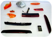 65 Automobile Lamp Assembly and Inspection Line Various Lamps