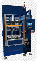 70 Semi Automatic Automobile Interior Lamination Production Line Single Machine