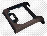 75 Semi Automatic Automobile Interior Lamination Production Line Finished Cases