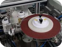 89 Filter Paper Ultrasonic Automatic Welding Machine Feeding of Welding Medium Diaphragm