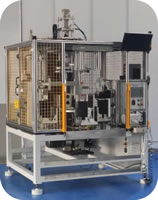 93 National VI Canister Assembly and Testing Line Non Woven Fabric Assembly Testing Welding