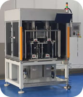 97 National VI Canister Assembly and Testing Line DMTL CVS Assembly CCD Inspection