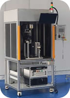 99 National VI Canister Assembly and Testing Line Laser Marking
