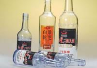 Semiauto Flat Round Bottles Heat Transfer Machine RZ01, Samples B