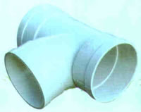 Plastic Three Ways Conduit Joint