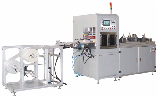 Automatic High Frequency Medical Bags Welding & Cutting Machinery Set