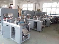 Automatic High Frequency Medical Bags Welding & Cutting Machinery Sets
