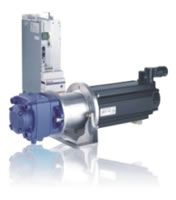 High Performance Servo Motor & Internal Gear Pumps