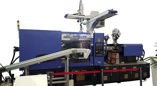 Bi-Colors Injection MoldingMachinery, Injection Machine, MC268