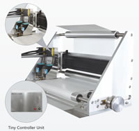 Customerized Online, Inkjet Printing Device HSAJET, Tiny Controller Unit