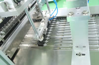 Automatic Syringe Loader, QS Series Pedrail Conveying, 1ml Syringe, Insulin Syringe Placement