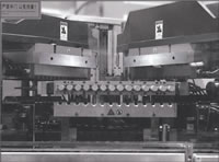 Automatic Plastic Injection Blow Molding Machine, IBM Machine, 3 Stations IBM Mold B
