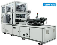 Automatic Plastic Injection Stretch Blow Molding Machine, ISBM Machine, ISBM-120