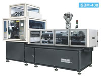 Automatic Plastic Injection Stretch Blow Molding Machine, ISBM Machine, ISBM-400