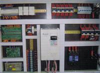 Automatic Plastics Extrusion Blow Molding (EBM) Machine, Electric Cabinet