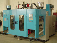 Multilayers Plastics Extrusion Blow Molding (EBM) Machine, Special For Pesticides Bottles