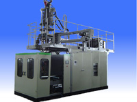Storage Type Plastics Extrusion Blow Molding (EBM) Machine SJY100S, For 50L Bottles or Containers (20L-125L)