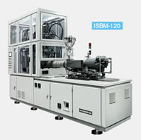 PET Injection Stretch Blow Molding Machinery, Model ISBM120