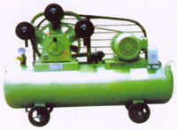 Optional Auxiliary Equipment Air Compressor