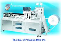 Medical Cap Making Machine, HM2002