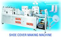 Shoe Cover Making Machine, HM2003