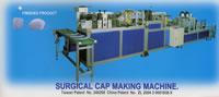 Surgical Cap Making Machine, HM2007
